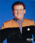 Colm Meaney, DS9, Star Trek, Law Abiding Citizen, Genuine Autograph 11116